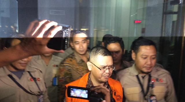 Politikus PKS Yudi Widiana/Foto Restu Fadilah/Nusantaranews