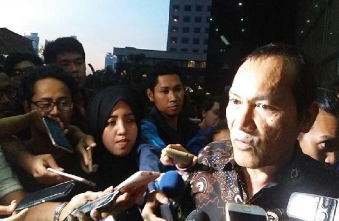 Wakil Ketua Komisi Pemberantasan Korupsi (KPK), Saut Situmorang. (Foto: Restu Fadilah/ Nusantaranews)