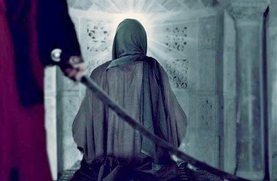Ilustrasi Ketiak khalifah Ali bin Abi Thalib akan dibunuh oleh Abdurrahman ibn Muljam. Foto: Dok. weheartit.com