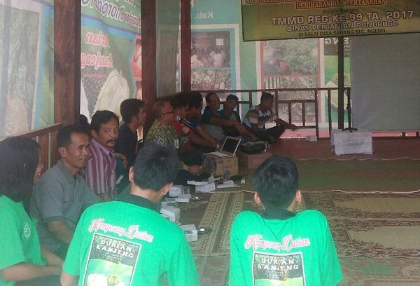 TMMD Penyuluhan Pertanian/Foto Dok. Pribadi/Nusantaranews