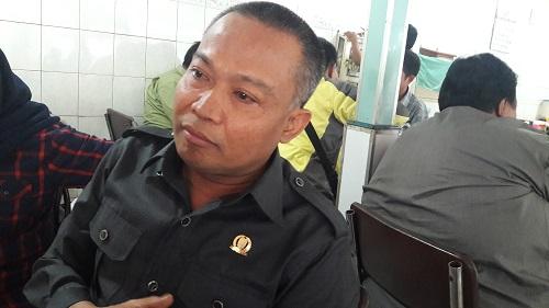 Wakil Ketua DPD Partai Gerindra Jatim Syaifuddin Asmoro. Foto Tri Wahyudi