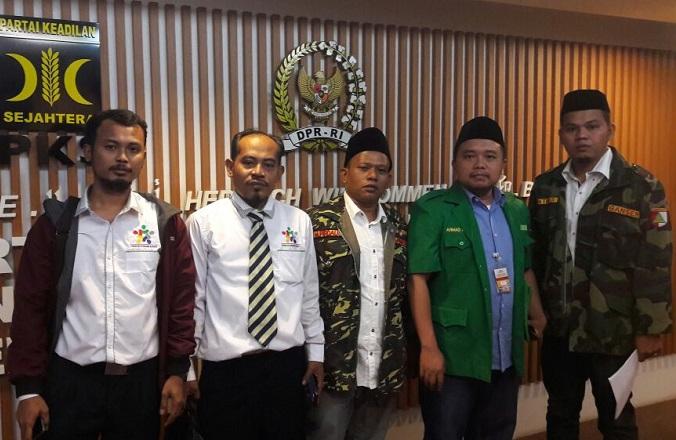 Penggerak Gerakan Sejuta Pendukung Perppu No.2 Tahun 2017 Bersama 999 pengacara. Foto. Dokumentasi Pribadi (Istimewa)