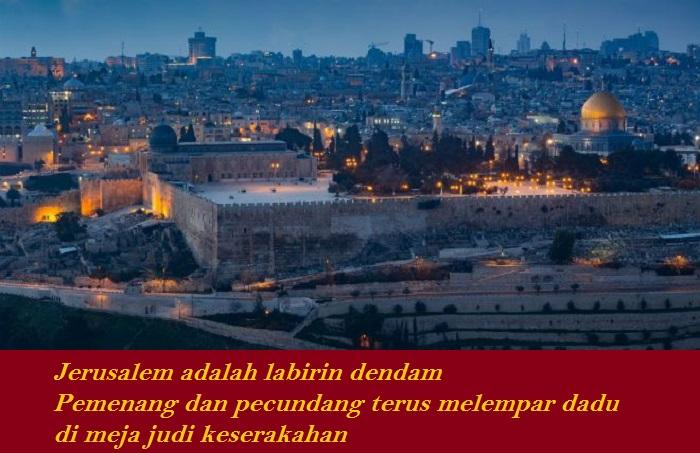 Ilustrasi foto: NUSANTARANEWS.CO/ Foto: Dok. Zionist Report