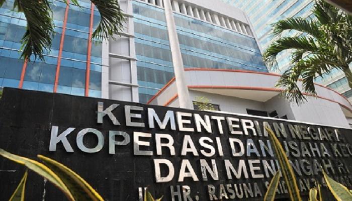 Kementerian Koperasi dan UKM Republik Indonesia. (Foto: Istimewa)