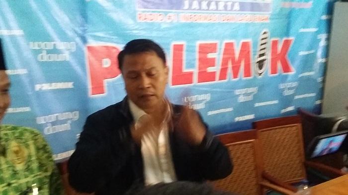 Anggota DPR RI Komisi II, Mardani Ali Sera. Foto Ucok A Alyubbi/ NusantaraNews.co