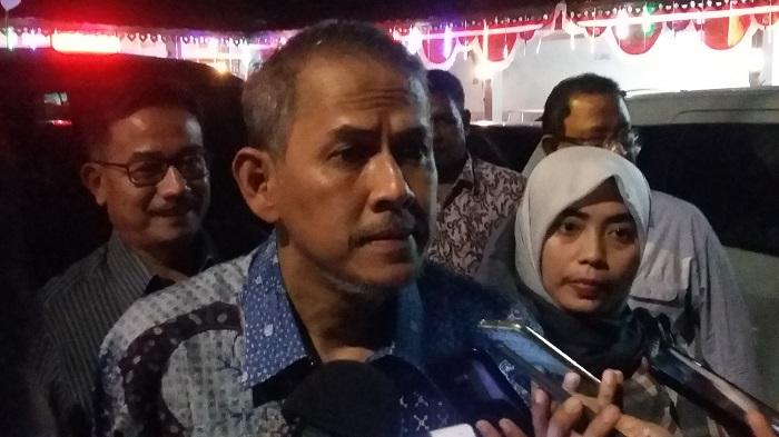 Kepala Badan Pengelola Keuangan Haji Anggito Abimanyu. Foto Ucok Al Ayubbi/ NusantaraNews.co