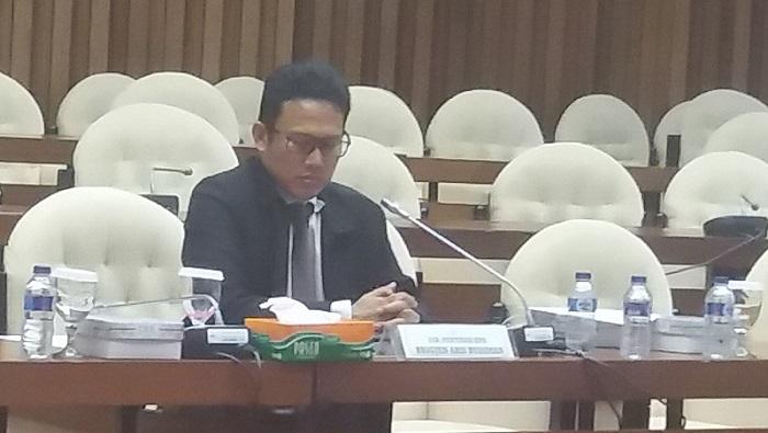 Direktur Penyidikan Komisi Pemberantasan Korupsi (KPK) Brigjen Aris Budiman. (Foto: Restu Fadilah/ Nusantaranews.co)