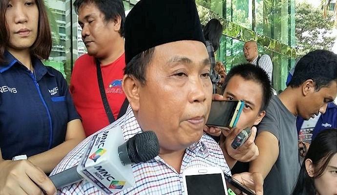 Wakil Ketua Umum Partai Gerindra Arief Poyuono. (Foto: Kompas)