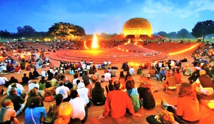 Auroville Kota Tanpa Politik Agama dan Uang (Ilustrasi). Foto: Dok. Warta Wanita