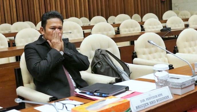 Direktur Penyidikan Komisi Pemberantasan Korupsi (KPK) Brigjen Aris Budiman. Foto: Dok. Kumparan