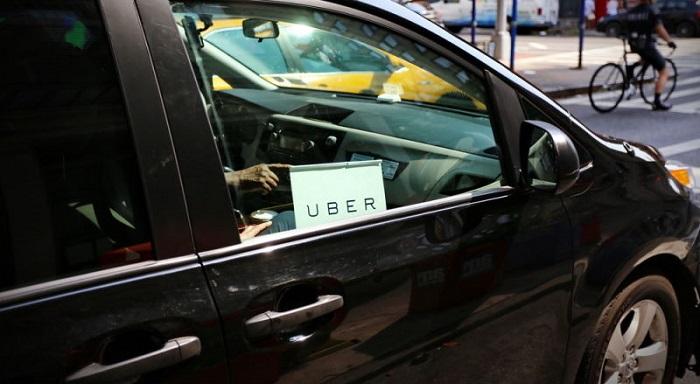 Driver Uber. Foto: Gawker
