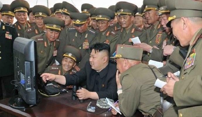 Elit Korea Utara. (Foto: Interesno.cc)