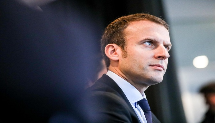 Presiden Perancis, Emmanuel Macron. (Photo: Christophe Morin/IP3/Getty Images)