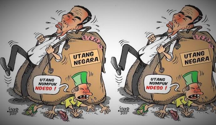 Utang Jokowi