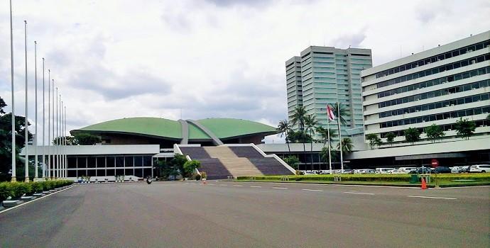 Gedung DPR RI. (Foto: Istimewa)