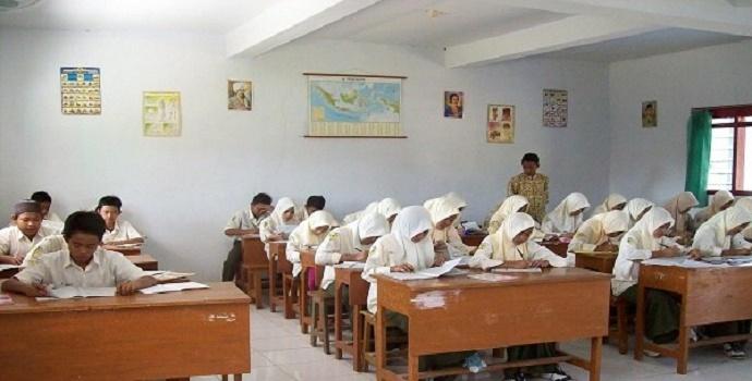 Siswa-siswi belajar/Ilustrasi/Foto: Edunews/Nusantaranews