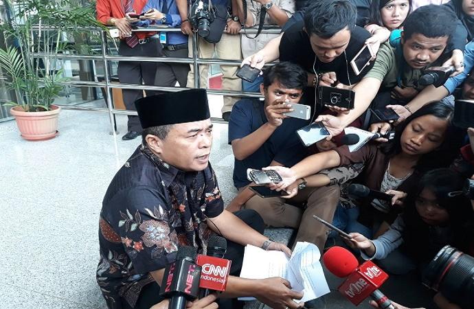 Ade Komarudin (Akom). (Foto: Restu Fadilah/Nusantaranews)