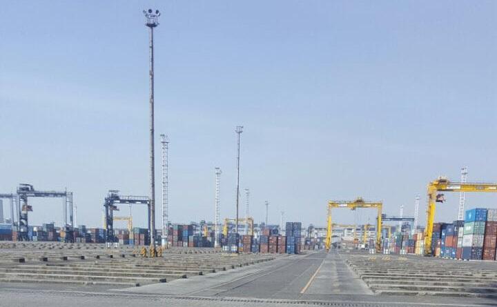 Pelabuhan Petikemas (Foto Istimewa)