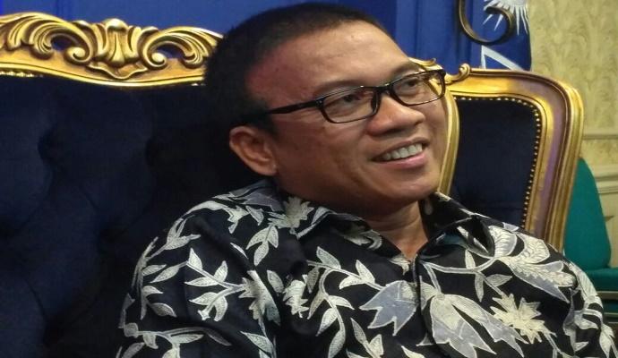 Ketua DPP PAN, Yandri Susanto. (Foto: Ucok A/Nusantaranews)