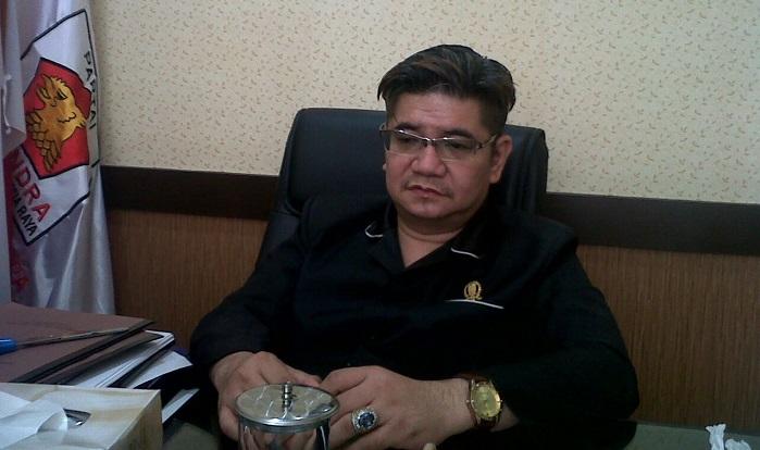 Anggota Komisi A DPRD Jatim Benyamin Kristianto. Foto Tri Wahyudi/ NUSANTARANEWS.CO