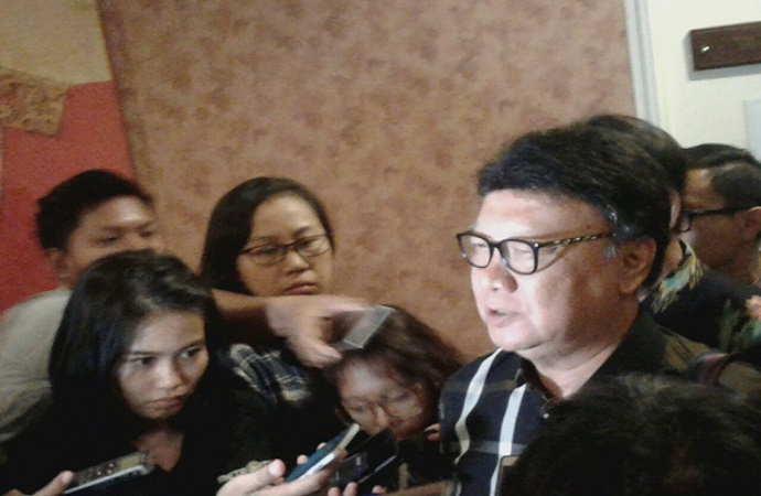 Menteri Dalam Negeri (Mendagri), Tjahjo Kumolo. (Foto: Ucok Al Ayubbi/Nusantaranews)