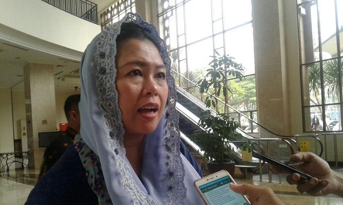 Direktur Wahid Isntitute, Yenny Wahid. Foto: Syaefuddin A/NusantaraNews