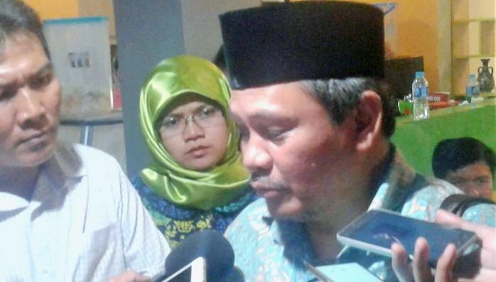Anggota Komisi VIII DPR RI, Fraksi Demokrat, Khatibul Umam Wiranu. Foto Ucok Al Ayubbi/ NusantaraNews.co
