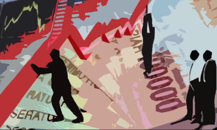 Pertumbuhan ekonomi (Ilustrasi)