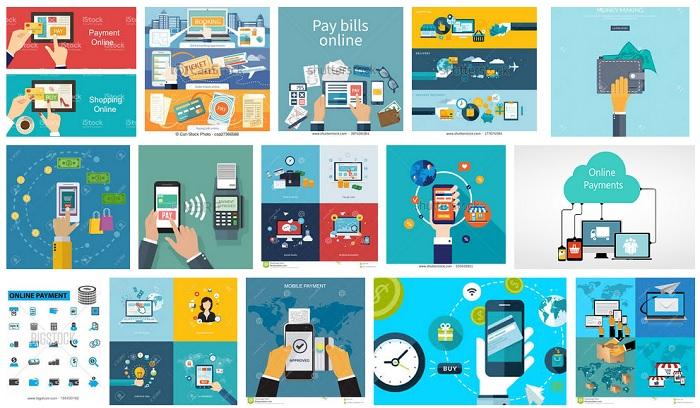 80 persen Masyarakat beralih ke pembayaran elektronik menggunakan kartu debit, kartu kredit, maupun uang elektronik. Ilustrasi: NusantaraNews.co (crop)