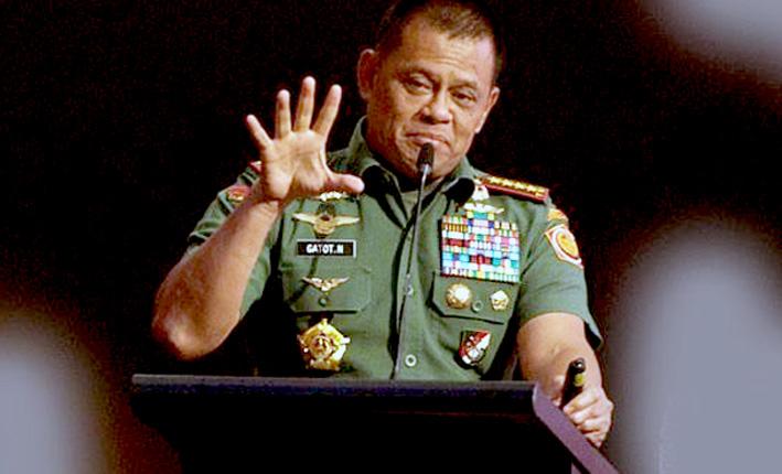 Jenderal TNI Gatot Nurmantyo. (FOTO: Dok. merdeka)