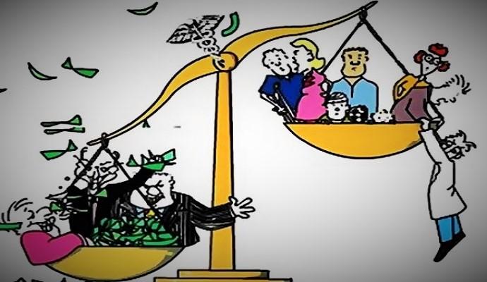 Ketidakadilan. Foto: Hasan Wijaya