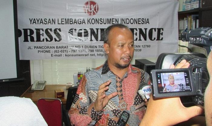 Ketua Pengurus Harian YLKI, Tulus Abadi. Foto: Dok. YLKI