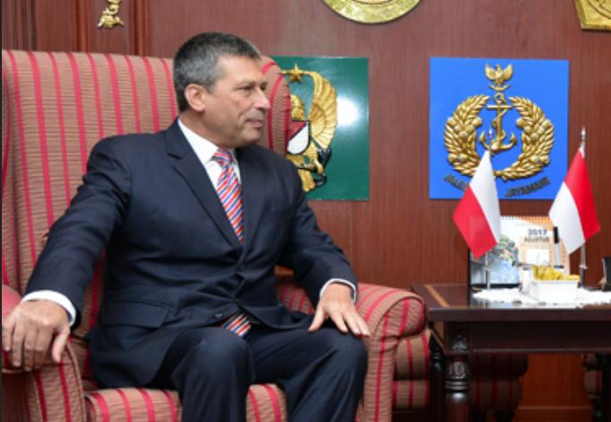 Kuasa Usaha Kedutaan Besar Polandia untuk Indonesia Igor Kaczmarczyk/Foto Croup/Nusantaranews