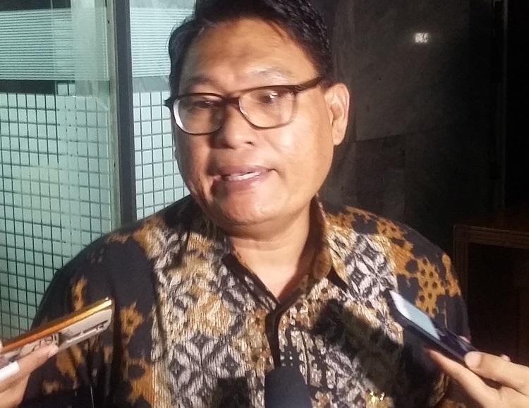 Lembaga Perlindungan Saksi dan Korban (LPSK) Abdul Haris Samendawai/Foto Ucok A/Nusantaranews