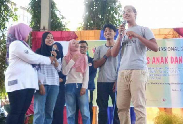 Mahasiswa asal Thailand mengikuti salah satu kegiatan di Kampus UMK/Foto Dok. Pribadi/Nusantaranews