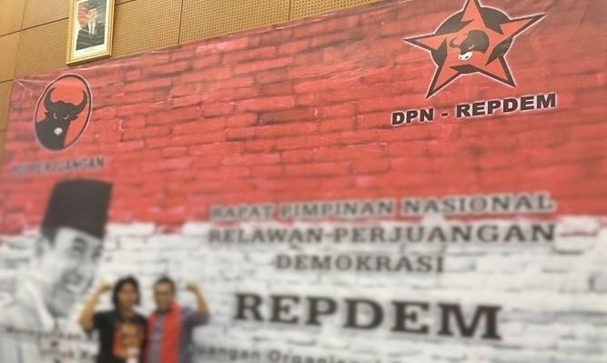 Repdem (Ilustrasi). Foto: Dok. Istimewa