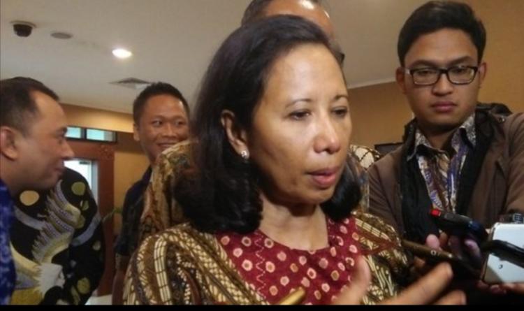 Menteri Badan Usaha Milik Negara (BUMN) Rini Soemarno/Foto Andika/Nusantaranews