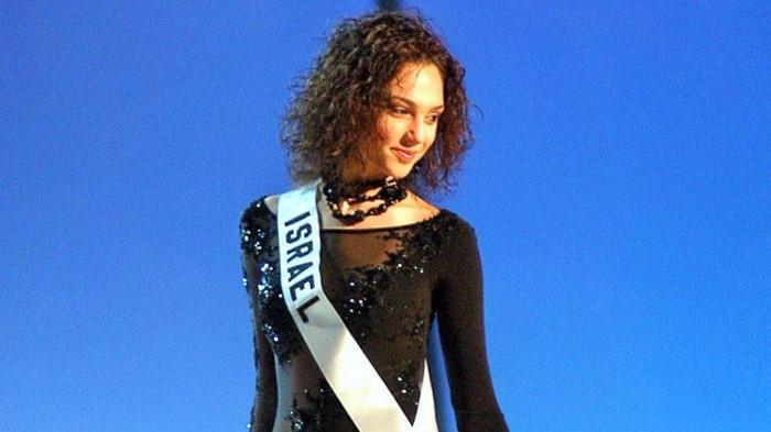 Miss Universe, Gal Gadot. EPA/REX/Shutterstock