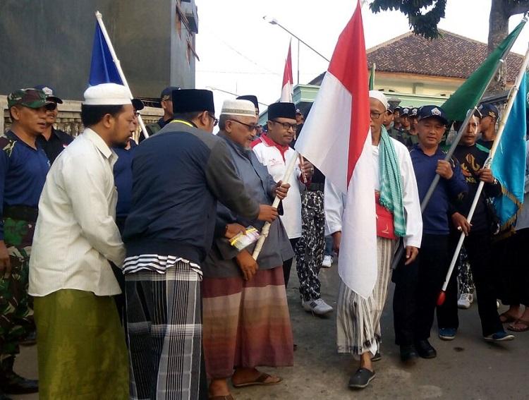 Napak Tilas Perjuangan Pahlawan Nasional KH Asa'at Syamsul Arifin/Foto Dok. Pribadi/Nusantaranews