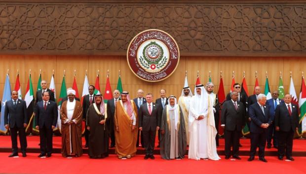 Negara Liga Arab Bahas Palestina di Yordania/Foto via tempo/Nusantaranews