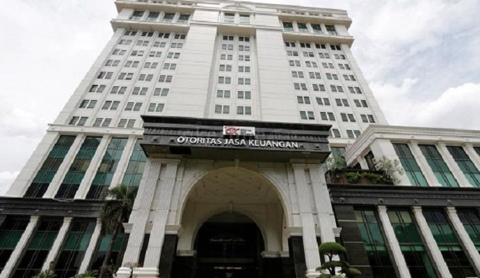Gedung Otoritas Jasa Keuangan (OJK). (Foto: Istimewa)