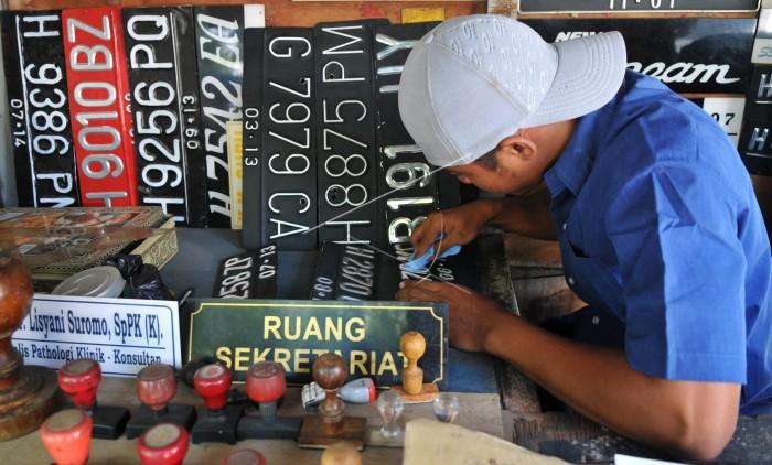 Pekerja Informal/Ilustrasi/Istimewa/Nusantaranews