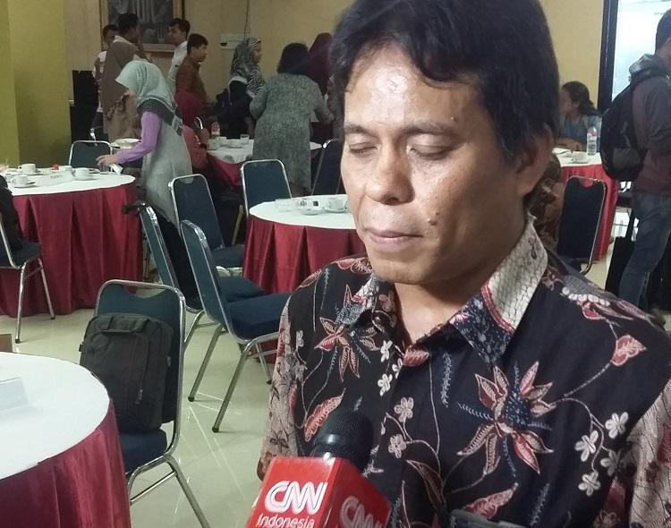 Pengamat Ekonomi Muhammadiyah, Pakanna Mukhaer/Foto Ucok/Nusantaranews