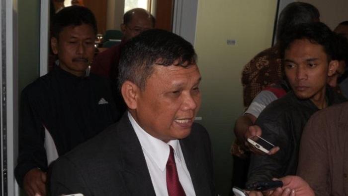 Pengamat Komunikasi Politik Emrus Sihombing. Foto: Dok. Kompas.com