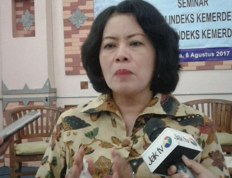 R Niken Widiastuti/Foto Ucok AA/Nusantaranews