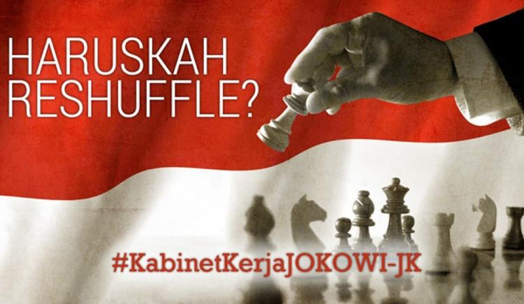 Reshuffle kabinet/Foto via aktual/Nusantaranews