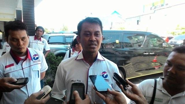 Sekretaris Jenderal Partai Perindo Ahmad Rofiq. Foto: Dok. Perindo