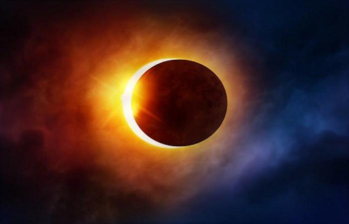 Gerhana Matahari Total di Amerika. (Foto: Meg Matthews)