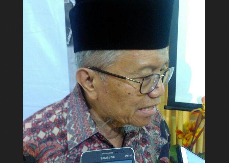 Taufik Ismail/Foto Ucok/Nusantaranews