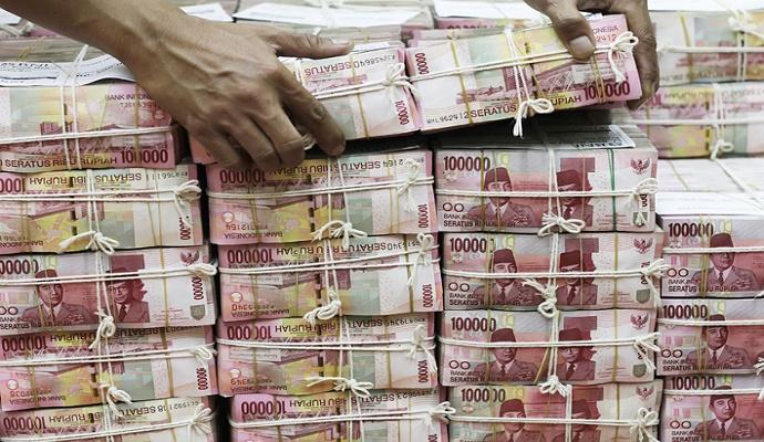 Tumpukan Uang. (Foto: Reuters/Supri/Files)